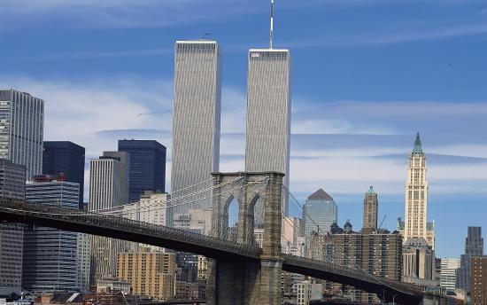 Twin Towers NY 20