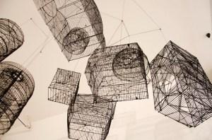 Gabbie come trappole per nuvole (Andrea Bianconi, Traps for Cloud)