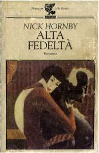 Alta Fedeltà copertina prima edizione