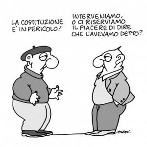 A noi italiani piace molto fare i profeti di sventure. Ma cercare di evitarle?