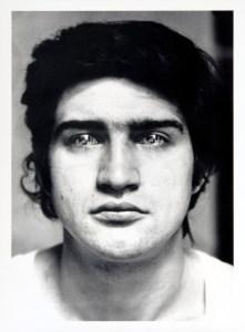 Giuseppe Penone, Rovesciare i propri occhi - progetto, 1970