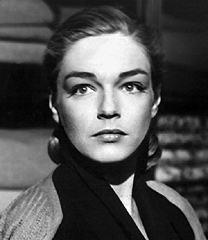 L'attrice francese, nata nel 1921 e morta a 64 anni nel 1985.