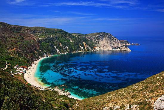 Isola di Lesbo, patria della poetessa Saffo