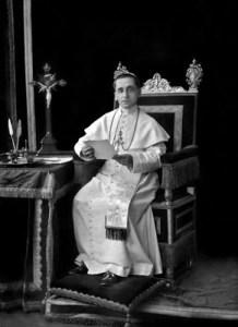 Il nuovo papa Benedetto XV