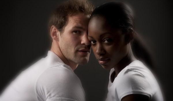 Black-woman-white-man