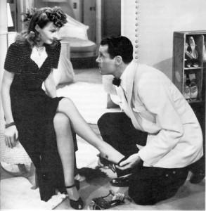 Dai Hanry, lasciati andare, che desiderare l'abbraccio delle lunghe gambe di Barbara Stanwyck è il vero sogno americano