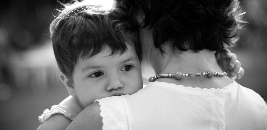 Una mamma italiana foto di Davide Casanello