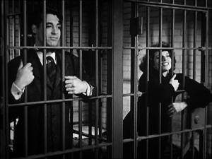 Cary Grant e Katharyne Hepburn non nascondono che questo film è una gabbia di matti