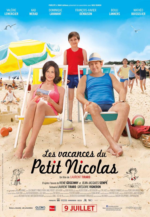 Il cinema va in vacanza le vacanze del piccolo nicolas - Le petit nicolas film ...
