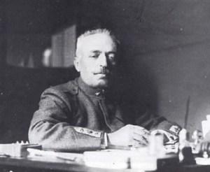 Cadorna seppe del cambiamento di alleanze il 30 aprile.