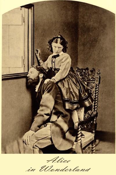 Alice in Wanderland.