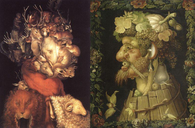 La Terra e l'Autunno, Collezione privata, Museo del Louvre, Parigi,