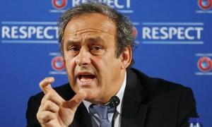 Il nemico giurato di Blatter. Michel Platini.