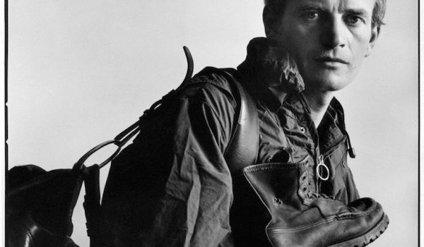 Bruce Chatwin by Lord Snowdon, National Portrait Gallery, London.