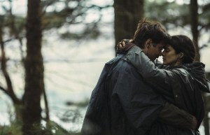 the lobster rachel weisz colin farrel kiss