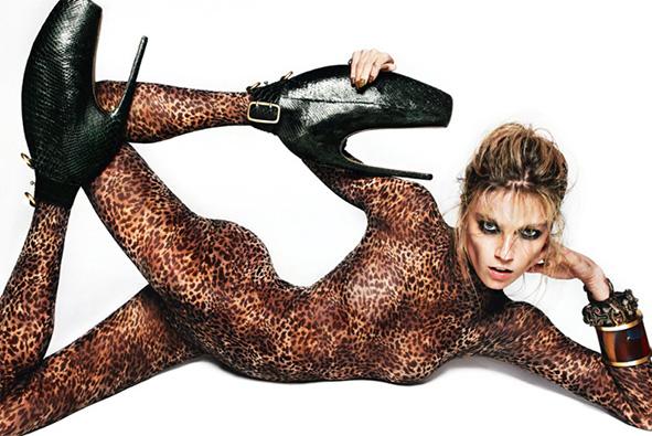 Scarpe Armadillo di Alexander McQueen