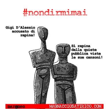 MarcoMengoli-#nondirmimai