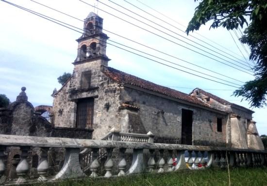 La chiesa della Ermita de Mariquita [foto: G.P. Miscione]