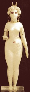 Isthar, Museo del Louvre, Parigi