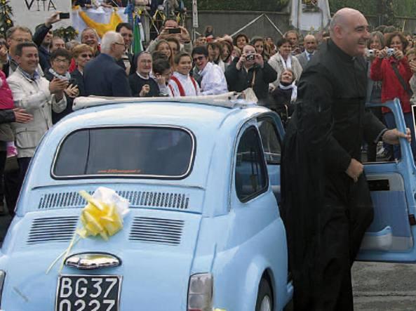Don Diego Rota, accusato di prostituzione minorile continuata.