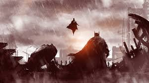 batman vs superman spacco tutto