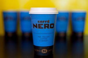 Caffè Nero, uno dei franchising più diffusi.