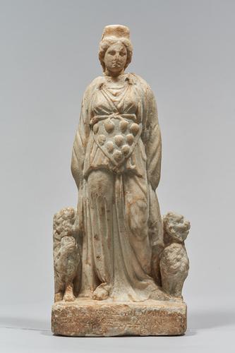 La dea Cibele, Kunsthistorisches-Museum-Vienna