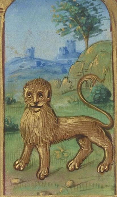 Libro d'ore, Biblioteca nazionale francese