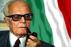 Sandro Pertini. Padre Costituente e Presidente della Repubblica.