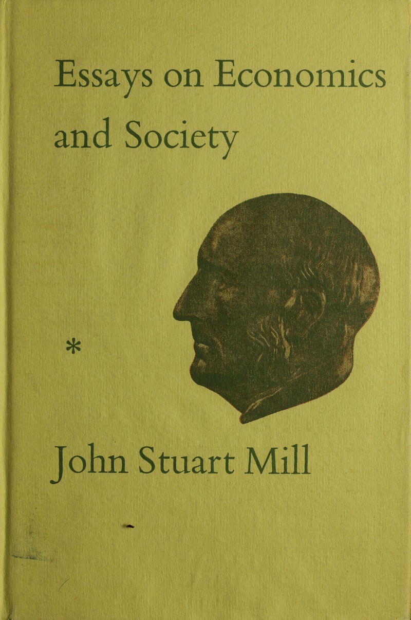 john stuart mill 8 essay John stuart mill's essay on liberty - john stuart mill's essay on liberty the main theme of on liberty was the individual everything else, society, education,government and so forth had their basis in the individuals rights to his own liberty.