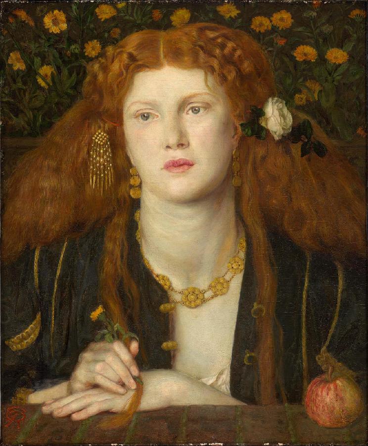 Bocca Baciata, modella Fanny Cornforth