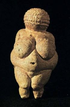 Venere preistorica di Willendorf, Vienna Naturhistorisches Museum