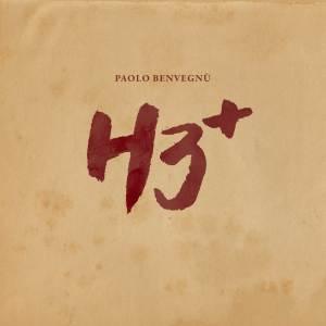 PAOLO BENVEGNÙ - H3+ (COPERTINA)