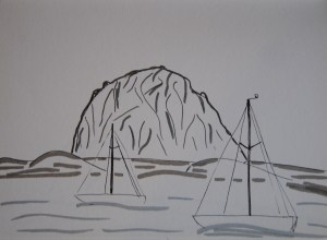 Boats and dunes