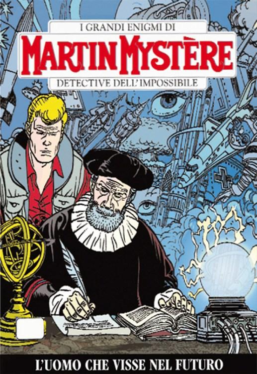 Nostradamus secondo Martin Mystère