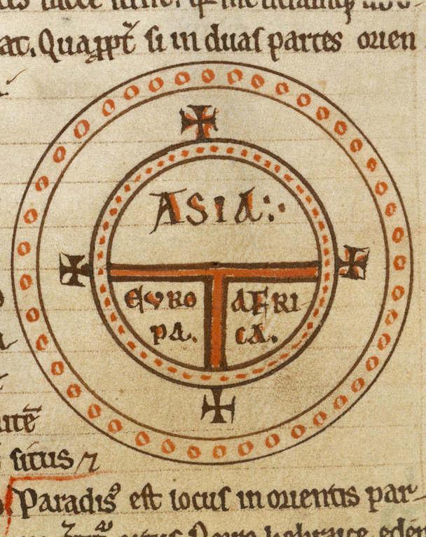 Isidoro di Siviglia, Etymologiae, British Library Londra