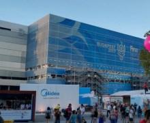 Duna arena budapest