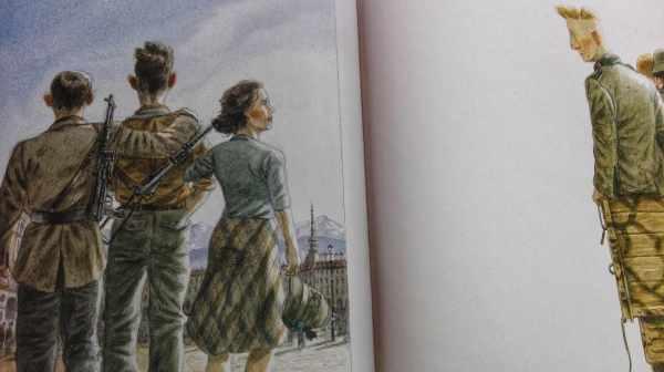 Un libro da stringere sul cuore. '45