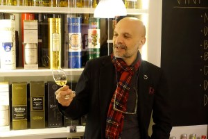 Pino Perrone Spirit of Scotland Rome Whisky Festival 4
