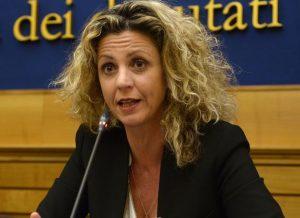 Barbara Lezzi, ministro per il Sud.