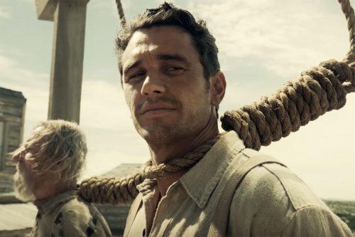 La bellissima faccia da impiccato di James Franco