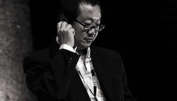 Cixin Liu, un grande della fantascienza.