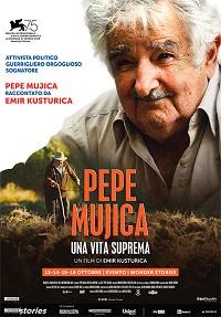 pepe mujica emir kusturica locandina