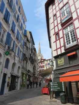 Bayonne Paesi Baschi