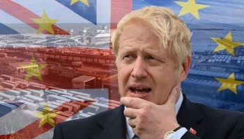 Brexit-news-uk-France-eu-calais-border-lorry-queue-boris-johnson-Emmanuel-macron-red-tape-1352631