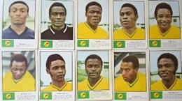 La formazione dello Zaire nel 1974