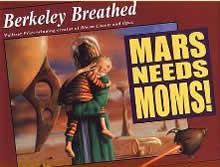 la locandina di mars need moms promette bene