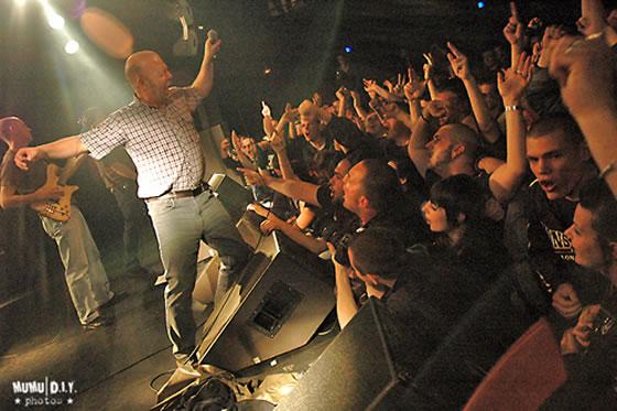 I Nabat Live al Limoges LAF nel 2009