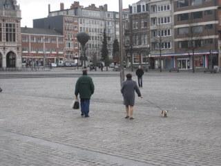 Leuven è come Venezia: è bella ma non so se ci vivrei...