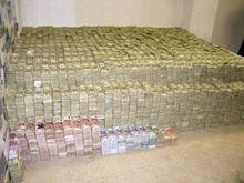 nella foto una piccola parte di quanto speso per beccare bin laden